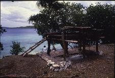 Séchoir à coco