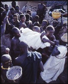Funérailles d'un homme muktélé