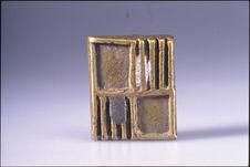 Poids à peser la poudre d'or