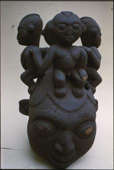Masque du musée de Lagos