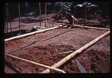Construction d'une case