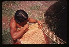 Fabrication d'une corbeille à farine