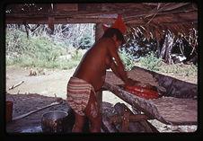 Râpage du manioc