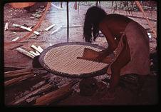Galette de manioc