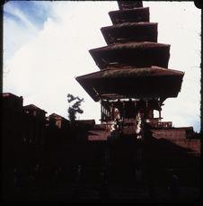 Le temple de Nyatapola