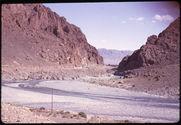 Gorges dans la vallée du Ziz