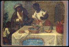 Peinture sur cuivre d'Ignacio de Castro