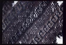 Tapisserie à chaîne de coton et à trame de laine