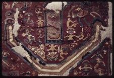 Fragment de tapisserie