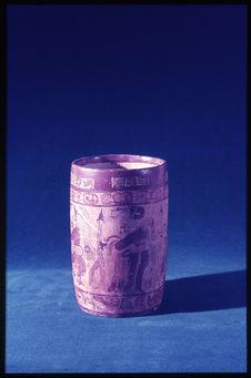 Bol en céramique maya