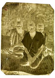 Trois femmes Khassonkés