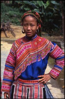 Jeune fille à la mode