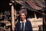 Turban du costume d'homme