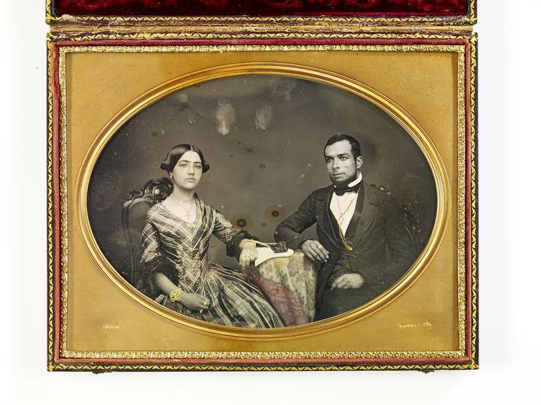 Sans titre [portrait de couple]