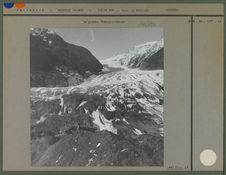 Le glacier François-Joseph