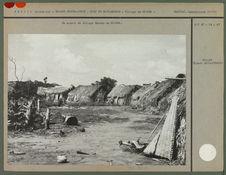 Un aspect du village Bororo Kejara