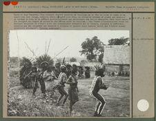 Danse du clan Ewaguddu