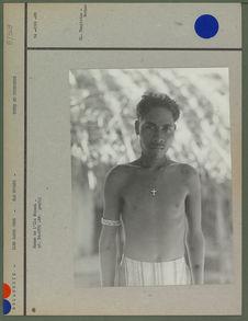 Homme de l'Ile Nupani
