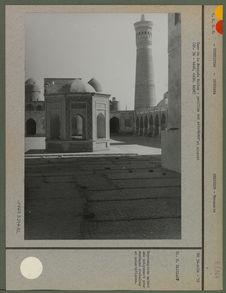 Cour de la mosquée Kalhan