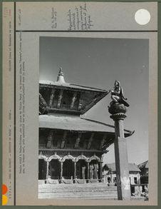 Temple dédié à Radha-Krishna