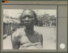 Femme de Mongoumba
