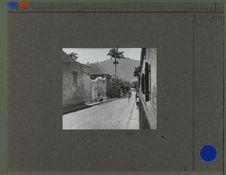 Ancienne rue de l' époque française