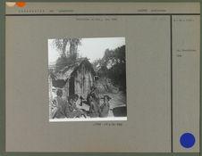 Habitation en bois, mai 1898