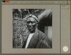 Le chef de canton Baga de Kaporo