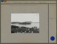 La rade de Port-Vila et l'îlot Iririki
