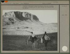 L'Akarakar dans le massif du Hoggar