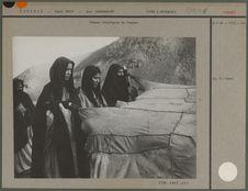 Femmes touarègues du Hoggar.