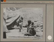 Touareg du Hoggar au campement