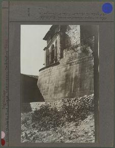 Mur incasique décrivant une courbe