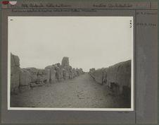 Ruines à Huatica (près de Lima)