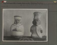 Deux vases Chimu