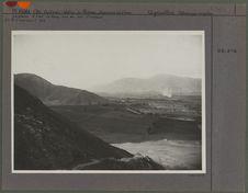 La plaine à l' est de Lima