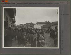 La grand'rue le jour du marché