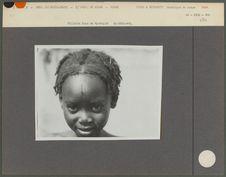 Fillette Sara de Kyabé