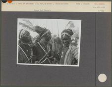 Hommes Peul (Bororo)
