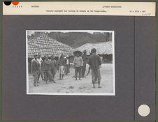 Chinois employés aux travaux du chemin de fer Congo-Océan