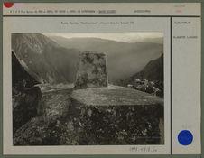 """Machu-Picchu. """" Intihuatana &quot"""