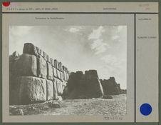 Forteresse de Sacsayhuaman.