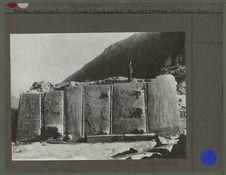 Ollantaytambo. Mur mégalithique.