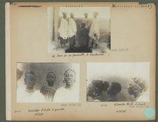 Sow et sa famille à Niafunké