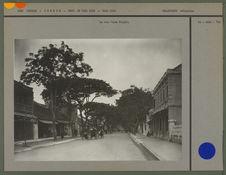 La rue Jules Piquet