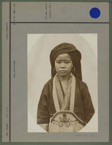 Femme Kouei-Tcheo
