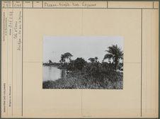 Vue sur la lagune