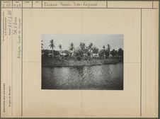 Bords de la lagune