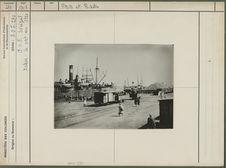 Le port vers 1920
