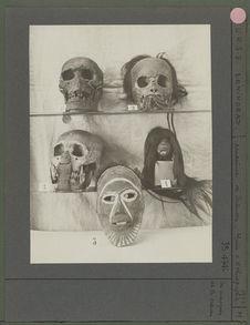 Les masques et les crânes